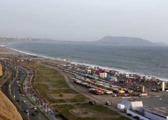 Perú pide a Etienne Lavigne regresar al Dakar en 2018