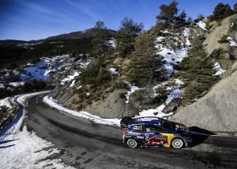 Rally de Montecarlo 2017 en vivo online: Etapa 4 WRC Mundial Rallies