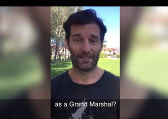 Mark Webber será el 'Grand Marshal' de Le Mans 2017