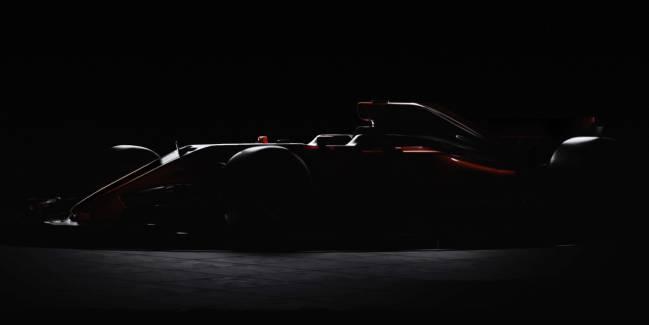 El falso McLaren Honda MCL-32