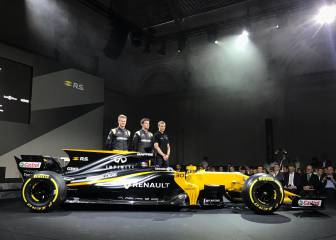Renault reveal 2017 car