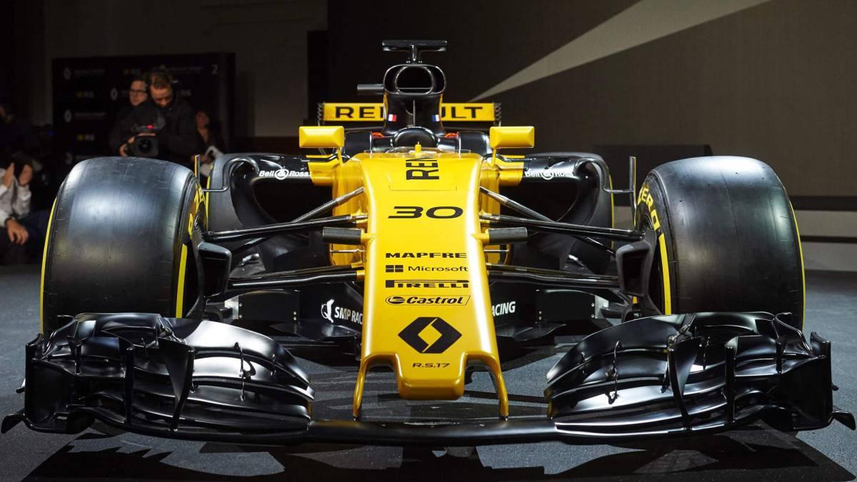 Así es el nuevo Renault RS17