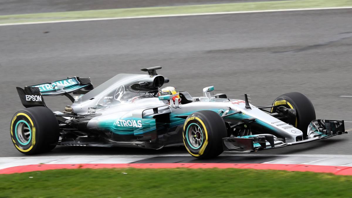 Mercedes presentó su nueva arma para dominar la F1