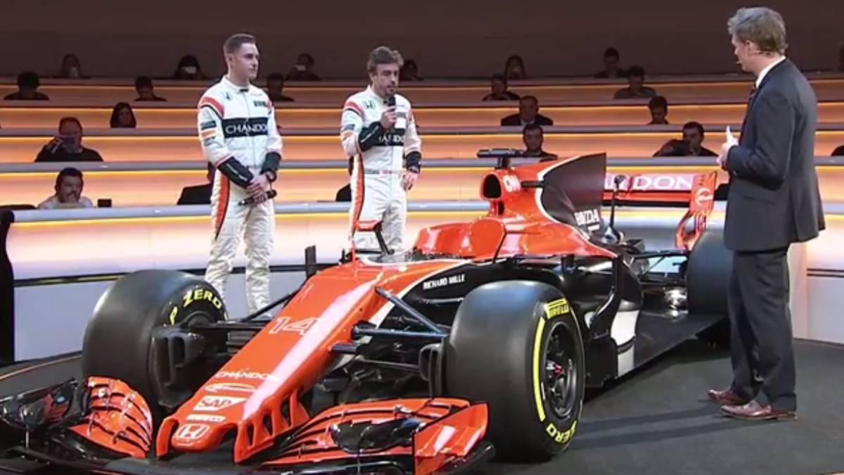 """Alonso: """"El coche será más sexy cuando vaya más rápido"""""""