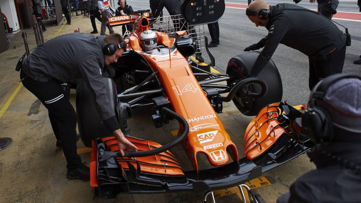 """Honda: """"Alonso está enfadado"""""""