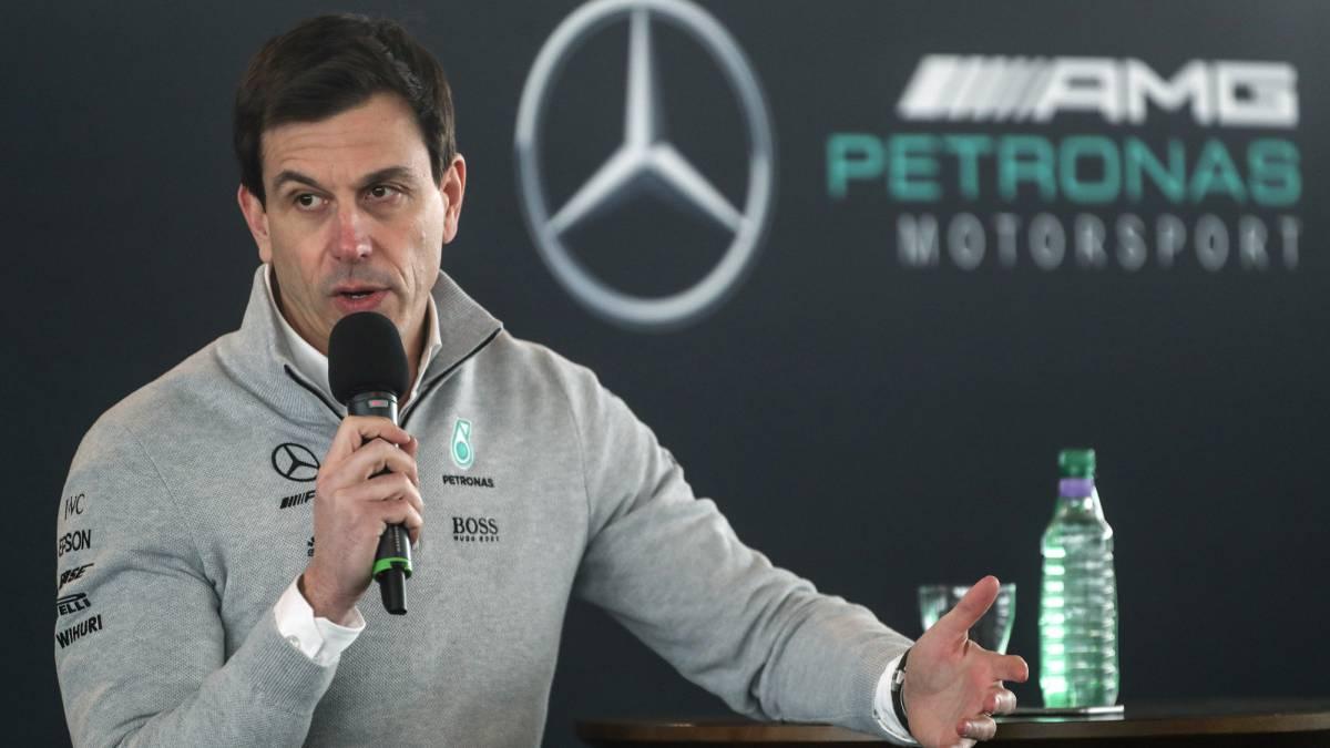"""Wolff: """"McLaren nunca se ha recuperado del 2007"""""""