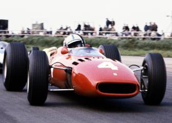 John Surtees, un campeón inimitable