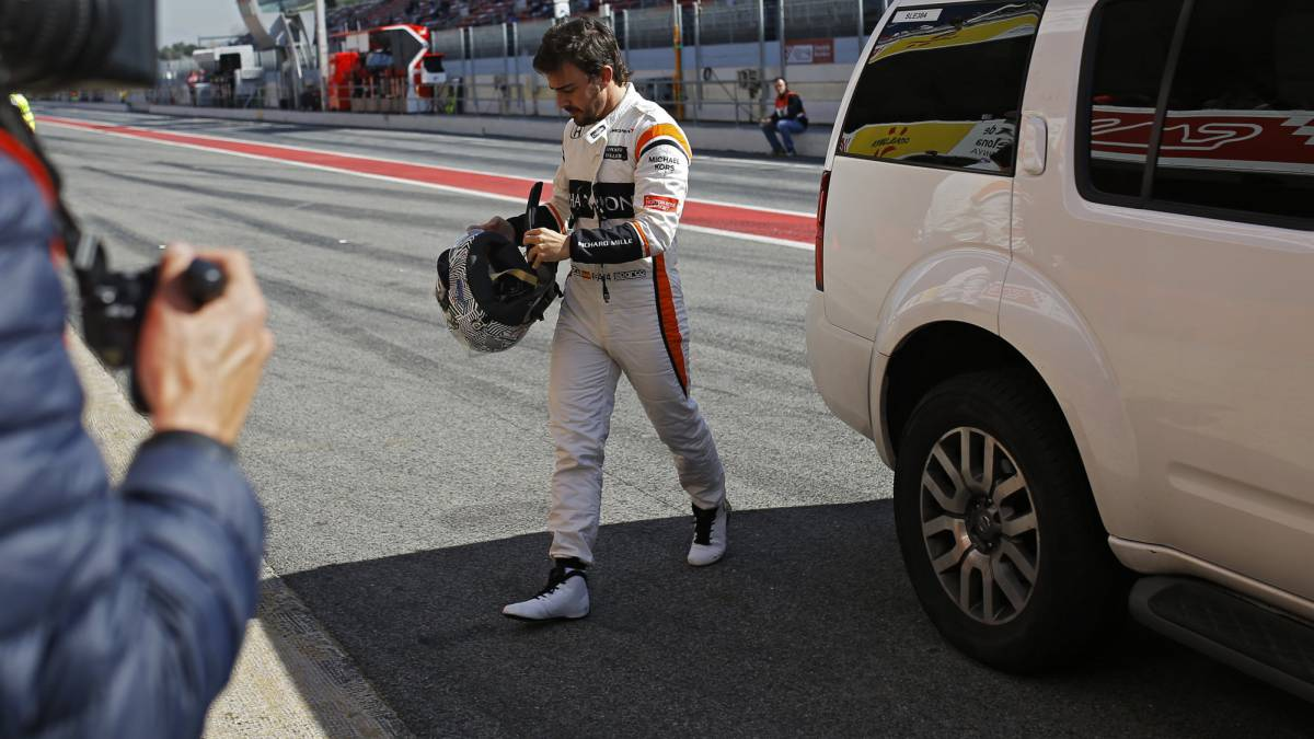 Vettel defiende la salida de Alonso de Ferrari a McLaren