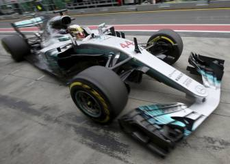 Hamilton and Mercedes throw down gauntlet