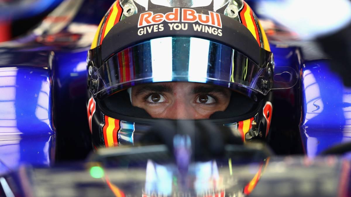 Sainz F1