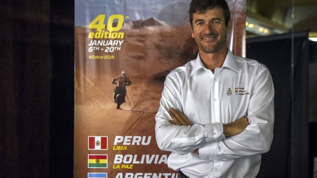 Las dunas de Perú, principal novedad del Dakar 2018