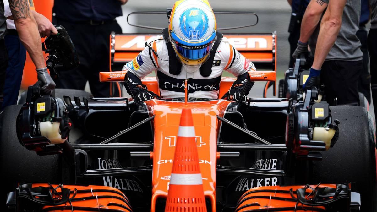 Resultado de imagen de McLaren Fernando