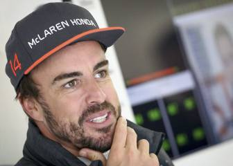 El intercambio de tuits entre Alonso y Mercedes en China