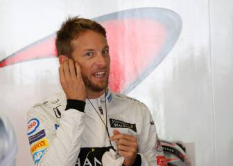 Button suena como relevo de Alonso e ironiza: