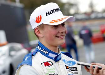 La F1 se solidariza con Billy Monger: Button dona 18.000 €
