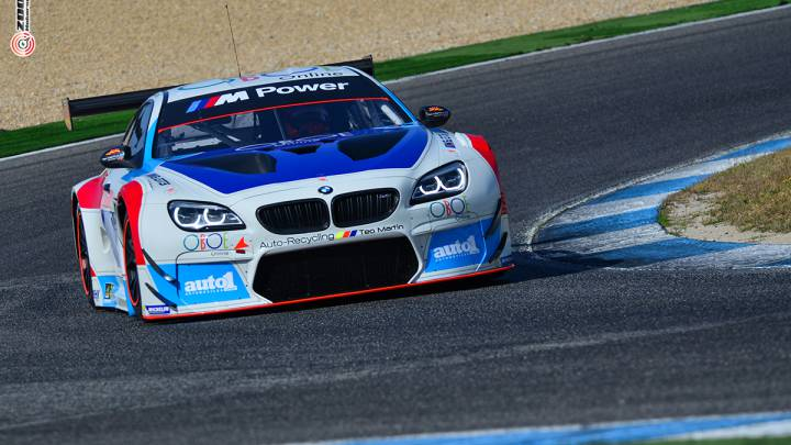 El BMW Teo Martín arranca la defensa del título en Estoril