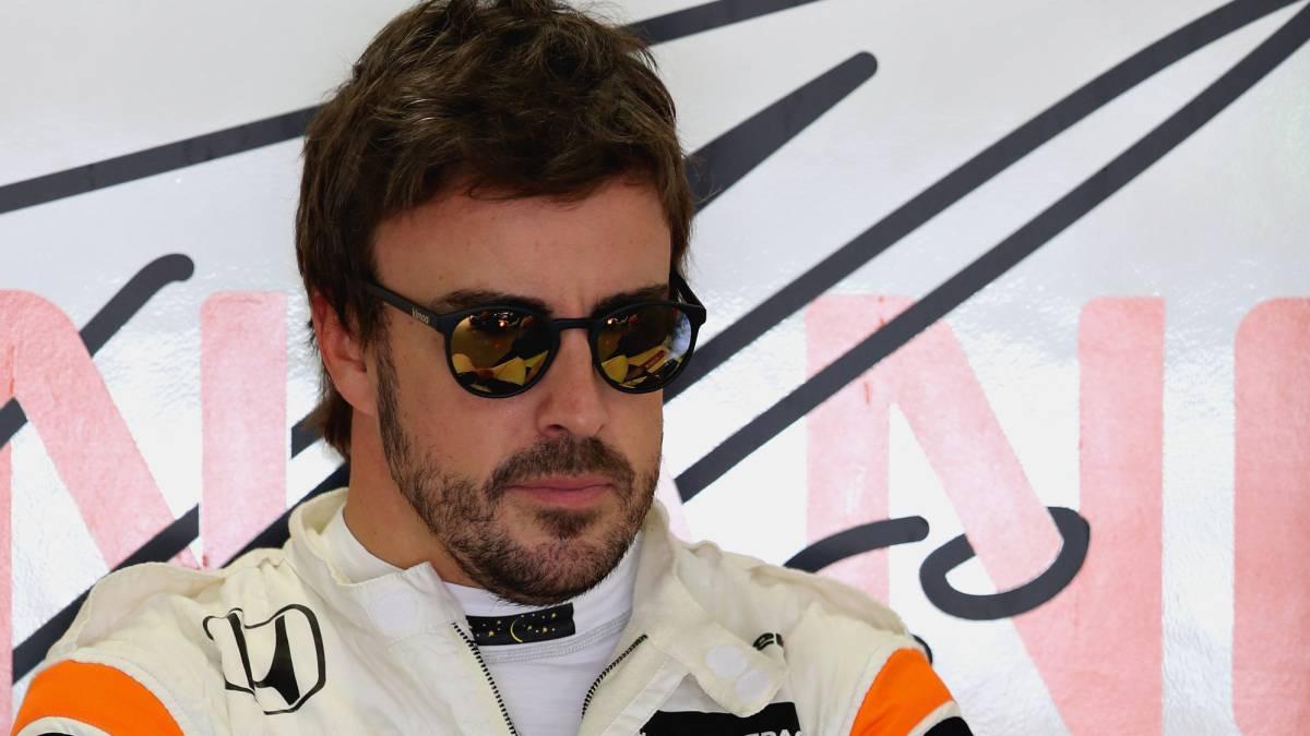 Alonso deja en el aire su futuro en McLaren