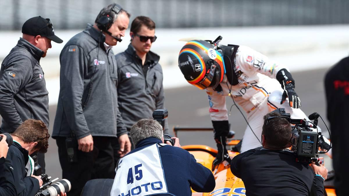 """""""Alonso viene a ganar, habría pilotado hasta ponerse el sol"""""""