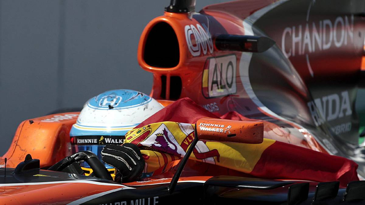 F1 Fernando Alonso 'destrozó' los ordenadores de McLaren - AS.com