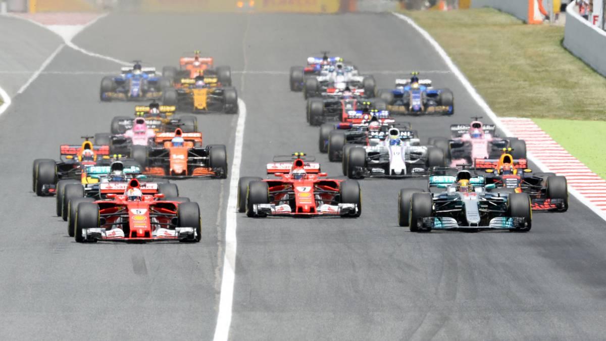 Las notas del GP de España.