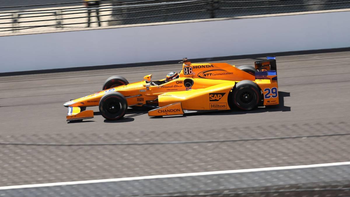 Sigue en directo el tercer entrenamiento de Alonso