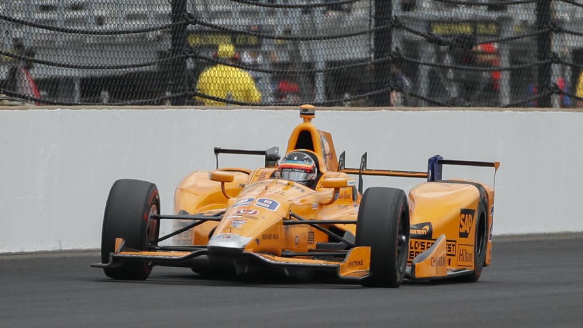 Indy 500: Alonso y Serviá abandonan; gana Sato - AS.com