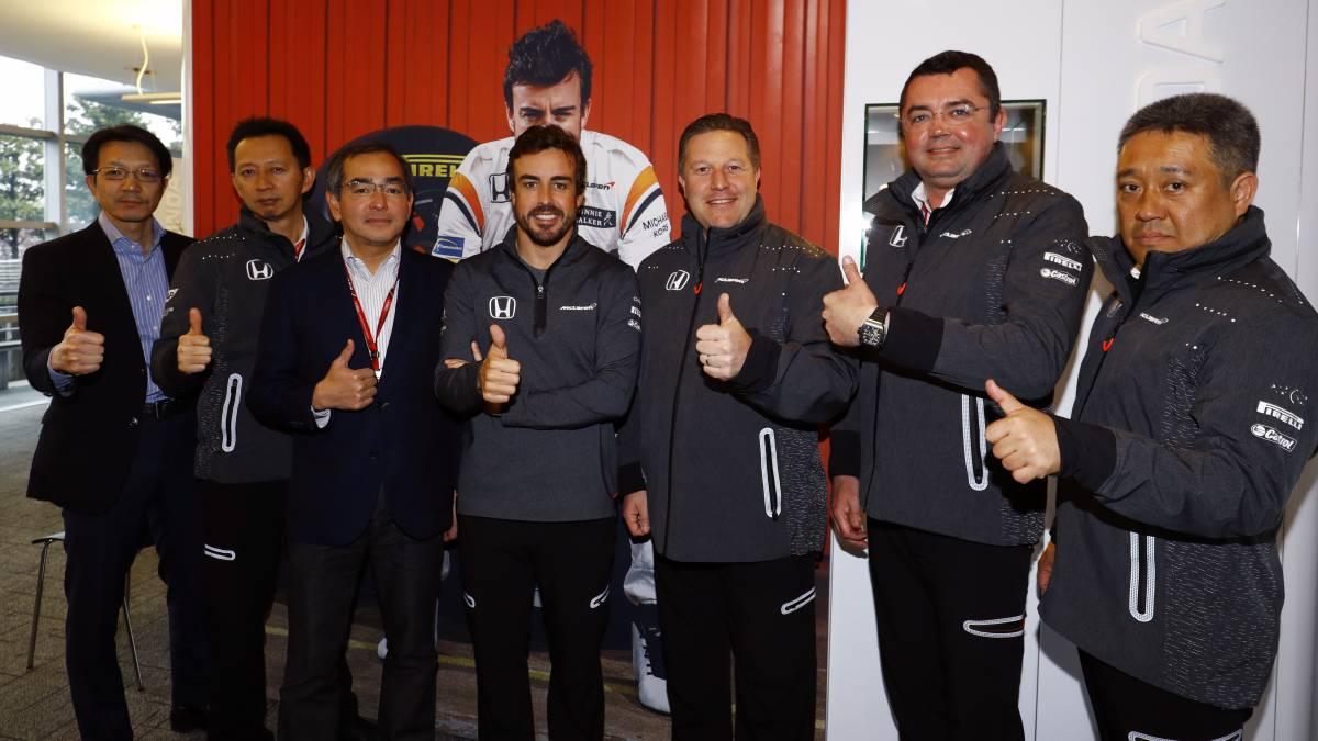 McLaren Honda y su futuro: importante reunión el viernes