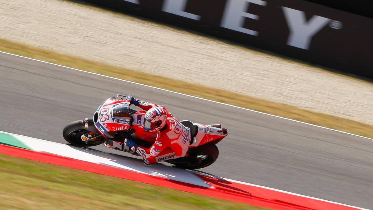 Rossi espera estar en forma este fin de semana en Mugello
