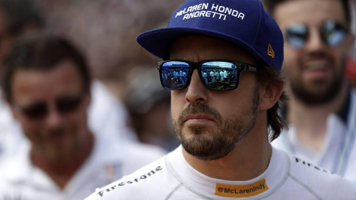Fernando Alonso, piloto de McLaren en F1.