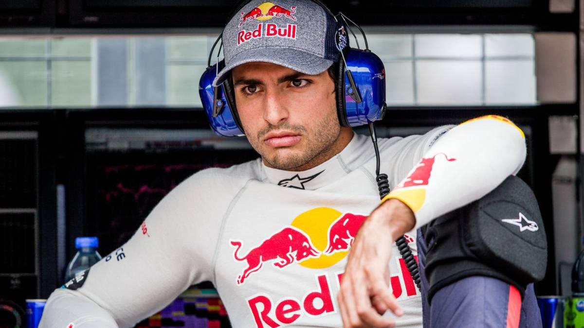 Carlos Sainz F1
