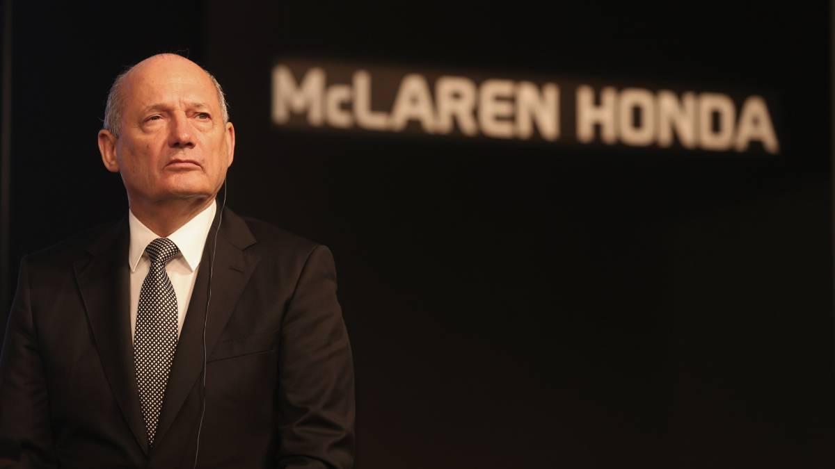 Ron Dennis, antiguo jefe de McLaren.