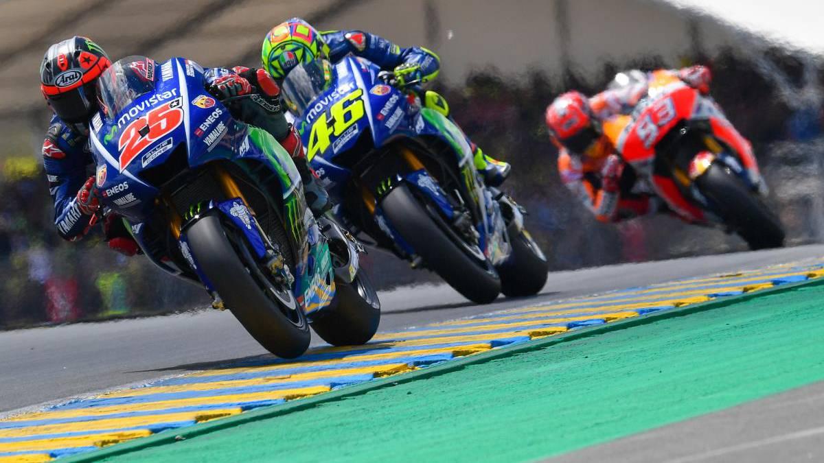 Márquez ganó y es el nuevo líder del campeonato — MotoGP