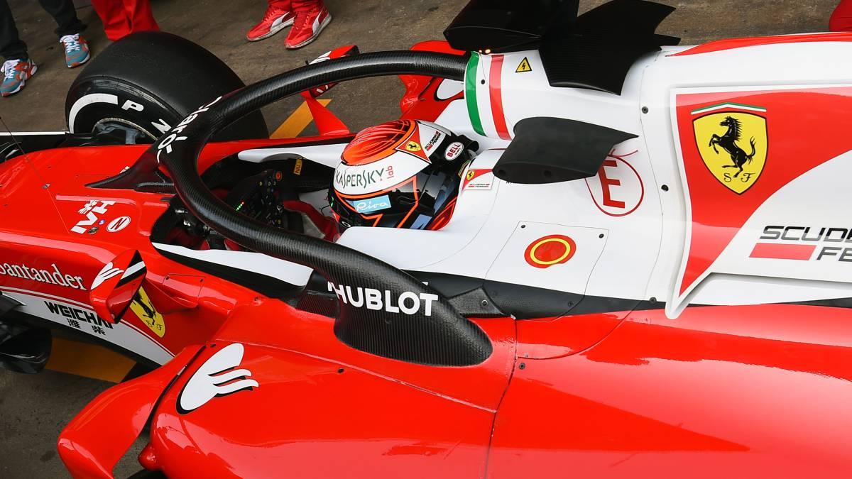 Niki Lauda no está de acuerdo con el Halo