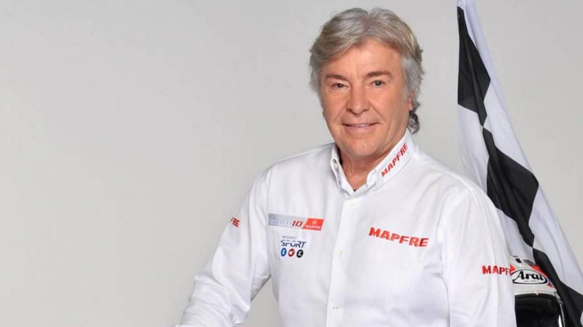 Nieto, excampeón mundial de motos, herido en accidente