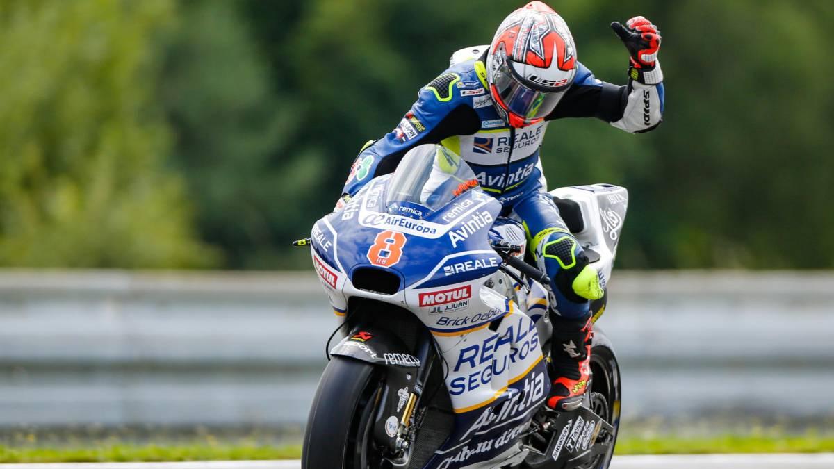 Marc Márquez marcó la pole del Moto GP en Austria