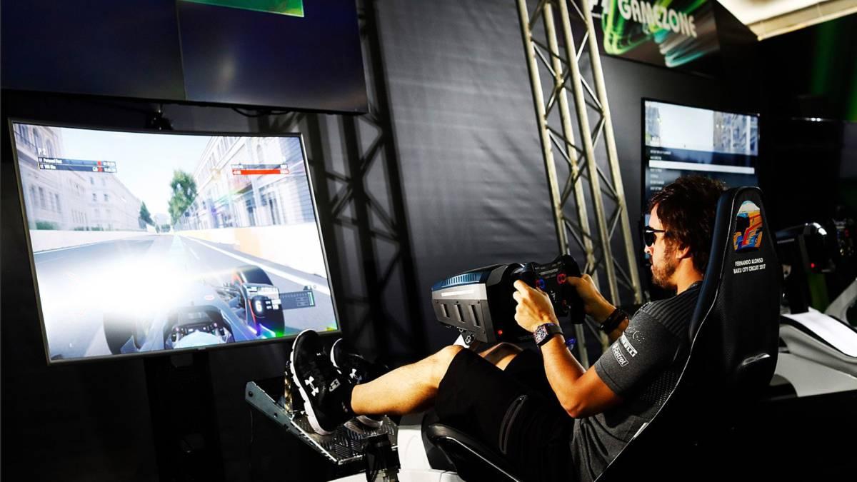 Fórmula 1: Se realizará primer campeonato virtual