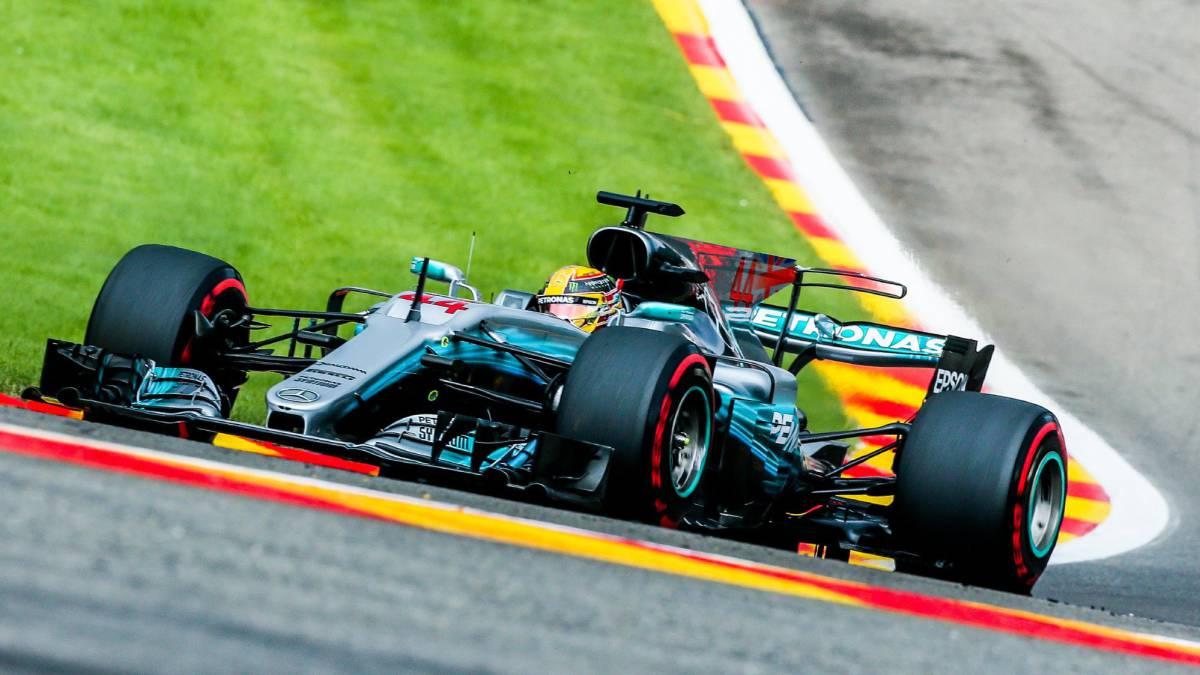 Resumen del GP de Bélgica de F1 en Spa Francorchamps - AS.com
