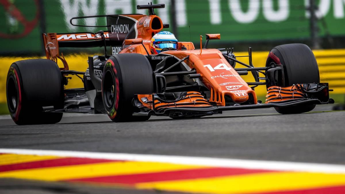 Stoffel Vandoorne continuará como piloto de McLaren en 2018