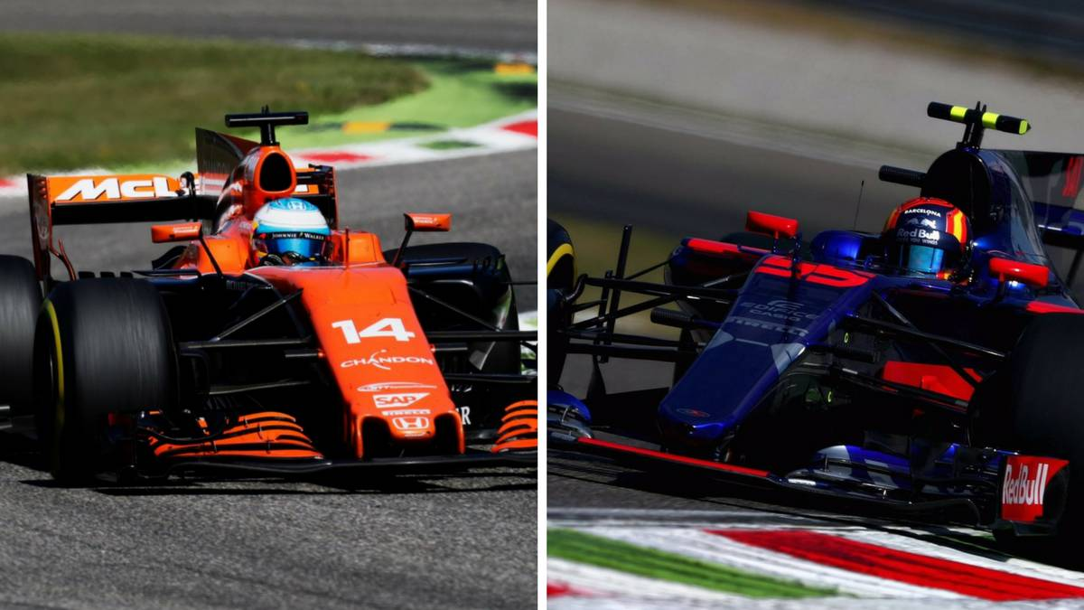 f1 | official: mclaren and renault; honda and toro rosso in 2018