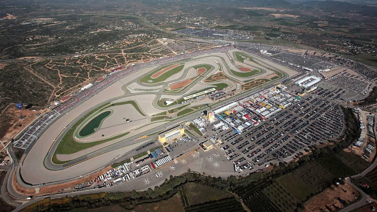 Circuito Ricardo Tormo : Circuit ricardo tormo centro especializado alto rendimiento as