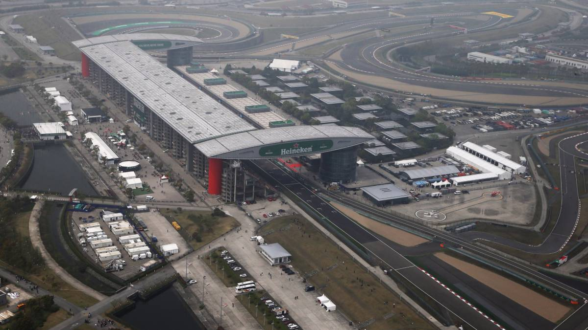 Chinese Formula One GP extended for three years