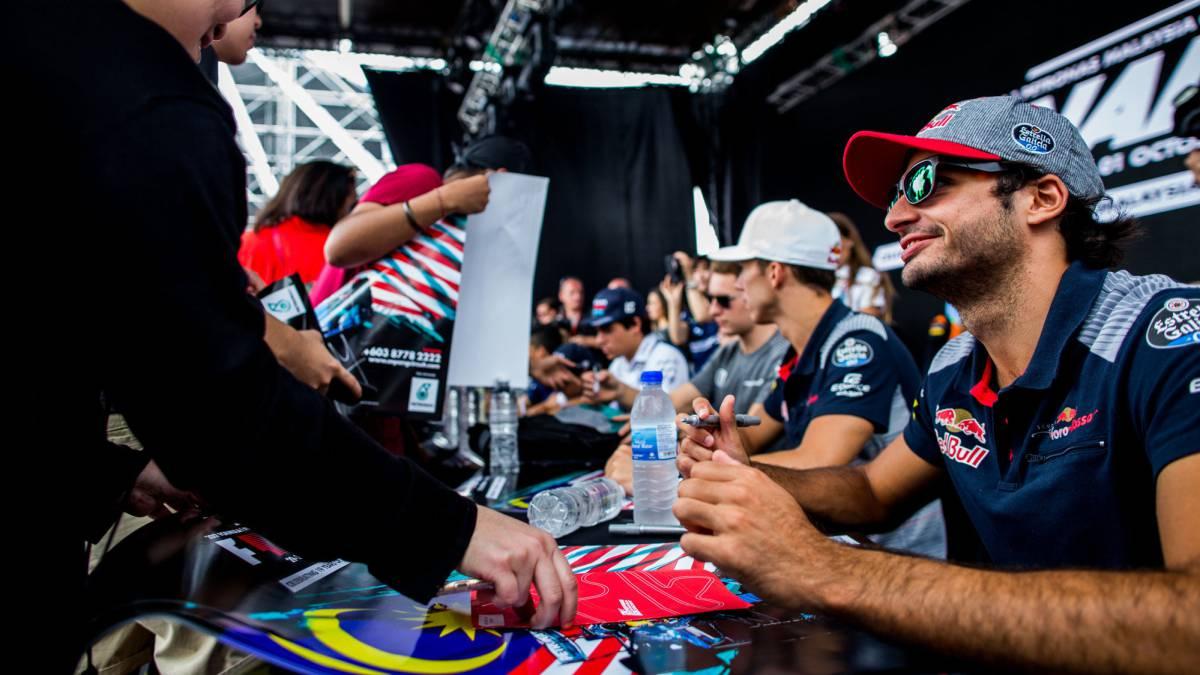 Sebastian Vettel domina en los ensayos libres del GP de Japón
