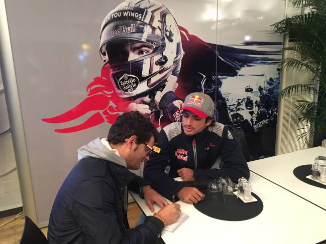 F1: Sainz correrá en Renault a partir de la próxima carrera