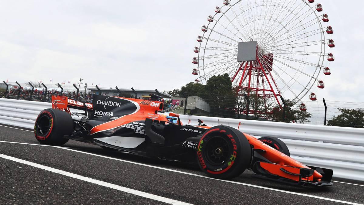 | F1 17 T.XIX | Sanciones Gran Premio de Japón 1507388645_955711_1507388872_noticia_normal