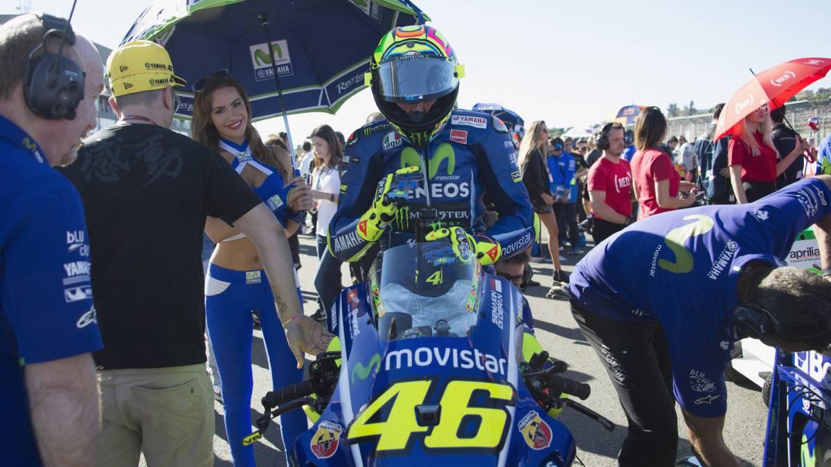 De Manera Alguna Perdimos Motogp El Rossi En Rumbo Yamaha q756O6Z