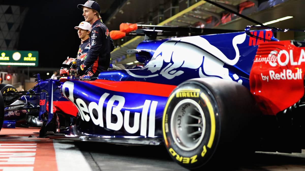 Nuevos compuestos de llantas para la F1