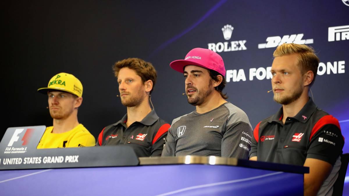 F1 Pilotos F1 En 2019 O Pesan 80 Kilos O Llevaran Lastre As Com