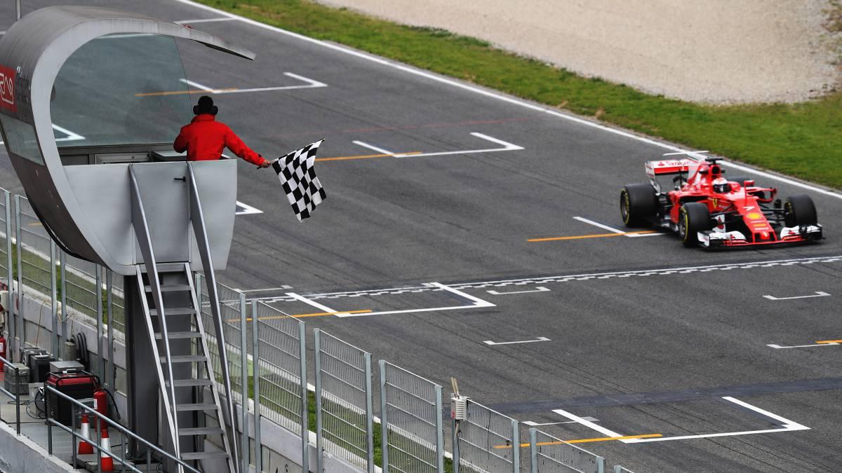 Ferrari presenta su monoplaza para el Mundial 2018