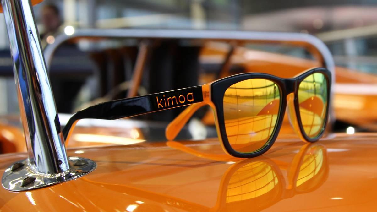 22c0b69999 F1 Kimoa, nuevo patrocinador del equipo, lanza las gafas McLaren ...