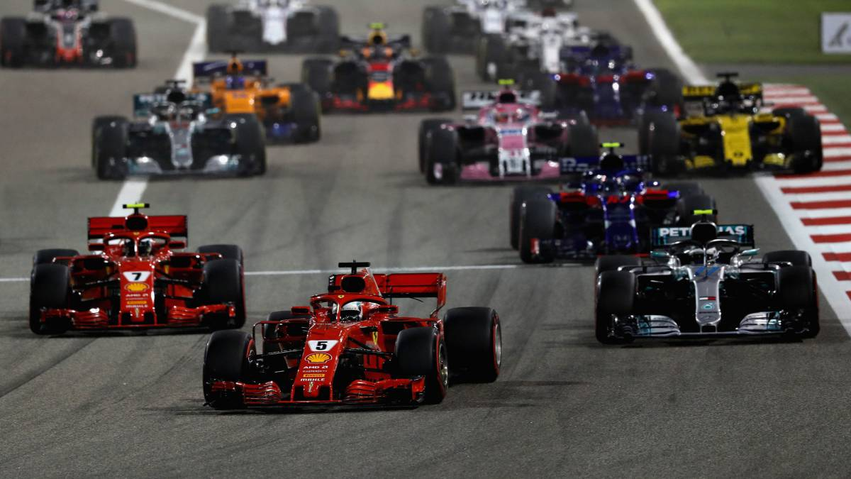 Resumen de la carrera del GP de Bahréin F1 en Sakhir - AS.com